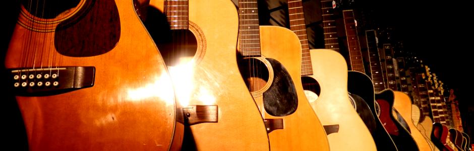 Nye, Brugte Og Vintage Guitarer