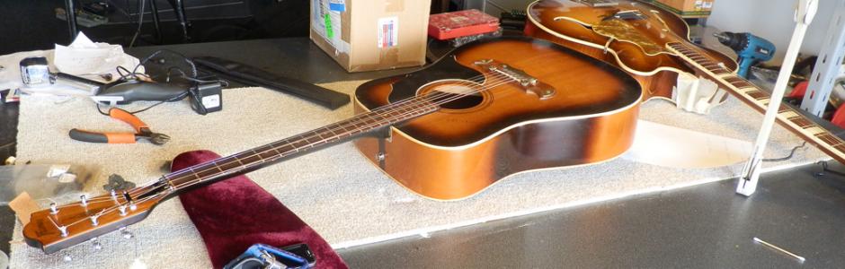 Instrumentværksted