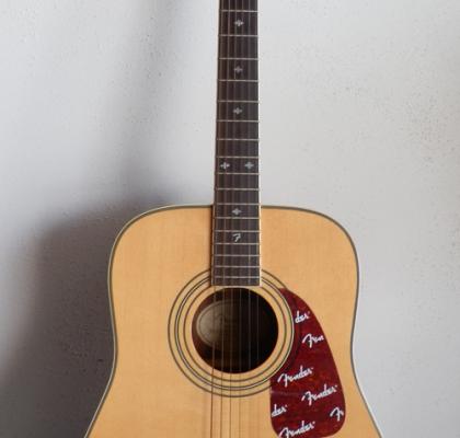 Fender DG41s Western Guitar m. bag – fjernlager
