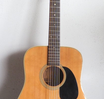 Selmer SD80 12-String Western Guitar +