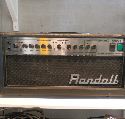 Randal Amp