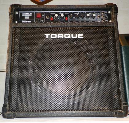 Torque T50TR Guitar Amp
