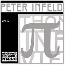 Peter Infeld (Thomastik) violinstrenge, sæt.