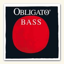 Obligato (Pirastro) kontrabasstrenge, sæt.