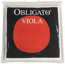Obligato (Pirastro) violastrenge, sæt.