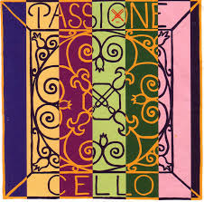 Passione (Pirastro) cellostrenge, sæt.