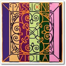 Passione (Pirastro) violastrenge, sæt.