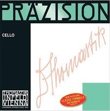 Präzision (Thomastik) cellostrenge, sæt.