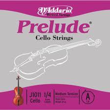 Prelude (Dáddario) cellostrenge, sæt.