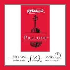 Prelude (D´addario) violastrenge, sæt.