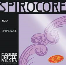 Spirocore (Thomastik) violastrenge, sæt.