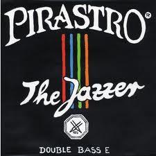The Jazzer (Pirastro) kontrabasstrenge, sæt.