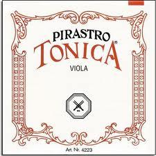 Tonica (Pirastro) violastrenge, sæt.
