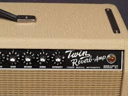 Fender Twin Reverb, Anniversary
