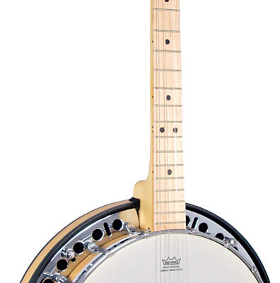 Ashbury tenorbanjo m. resonator.