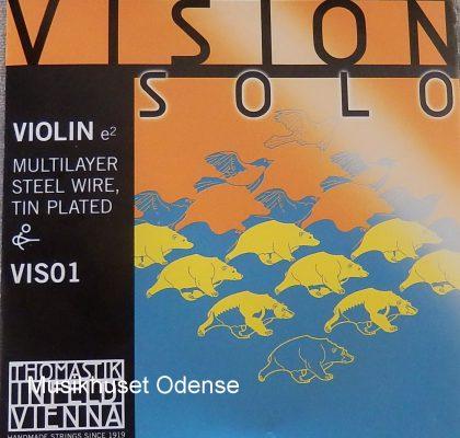 Vision Solo Violinstrenge