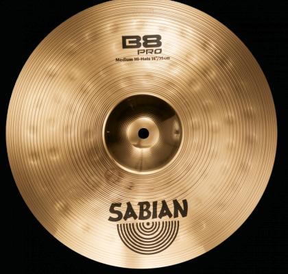 Sabian B8 Pro hi-hat 14″
