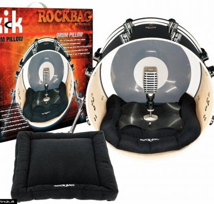 Rockbag Drum Pillow RB22180B