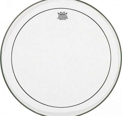 Remo Batter Pinstripe Clear PS-0312-00