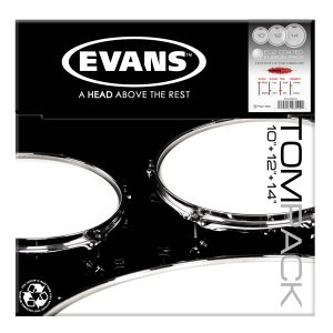 Evans Tompack Fusion 10+12+14 Edge Control Coated ETP-EC2SCTD-F