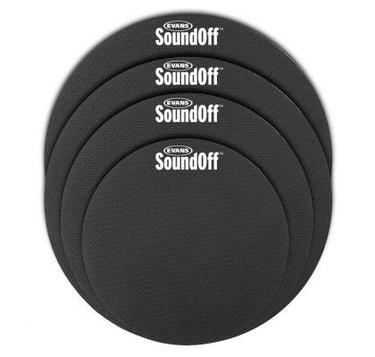 Evans Sound Off mute pack