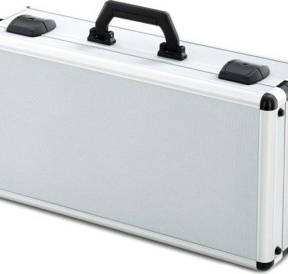 Jakob Winter aluminium case, trompet JW270