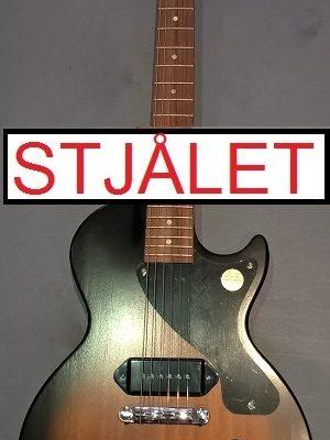Gibson Les Paul Junior m. bag STJÅLET
