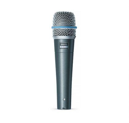 Shure instrument-mikrofon Beta 57A