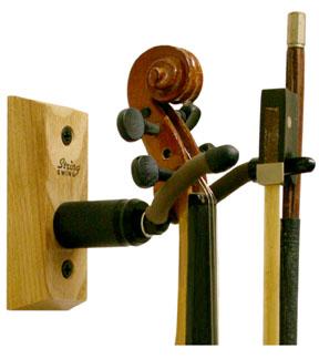 String Swing vægophæng til små violiner, ask CC01V