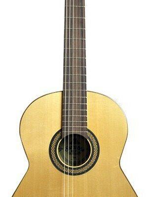 Santana 16A spansk guitar