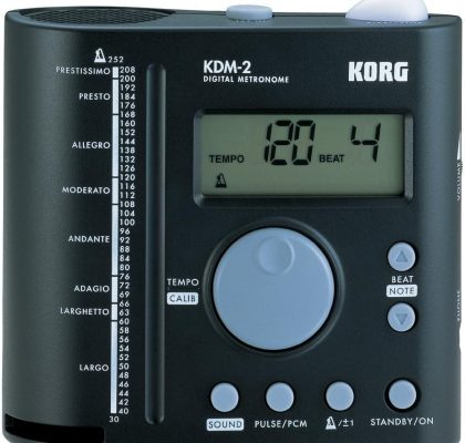 Korg digital metronom KD-2