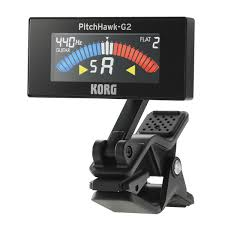 Korg PitchHawk-G2 clip-on tuner