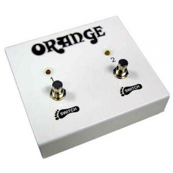 Orange footswitch FS-2