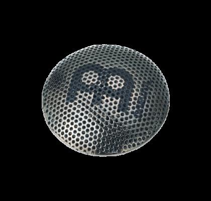 Meinl Spark Shaker, sort nikkel SH16