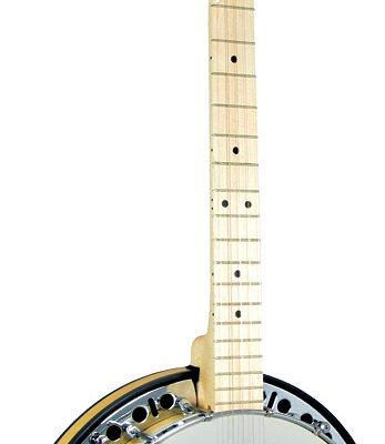 Ashbury 5-strenget banjo, ahorn GR37024