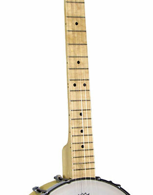 Ashbury openback 5-strenget banjo i ahorn GR37027