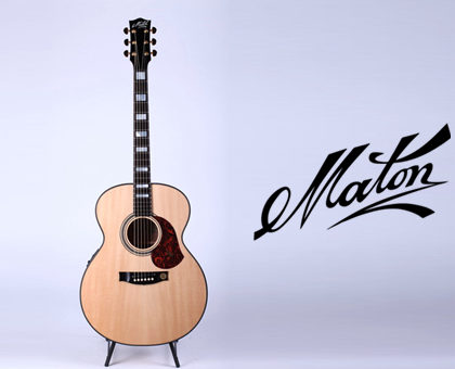 Maton Country Jumbo m. case ECJ85