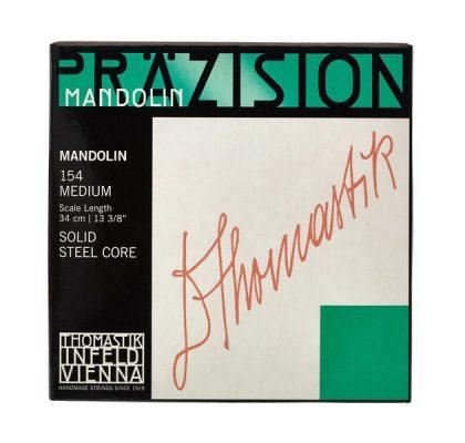 Thomastik Präzision 153 mandolinstrenge, medium, 2 stk