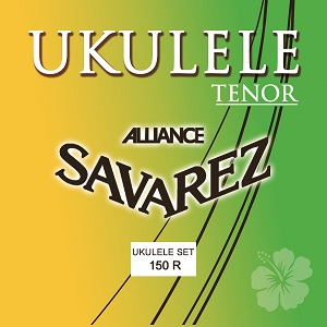 Savarez Alliance ukulelestrenge, tenor, 4 stk 150R