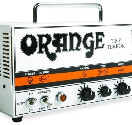 """Orange """"Tiny Terror"""""""