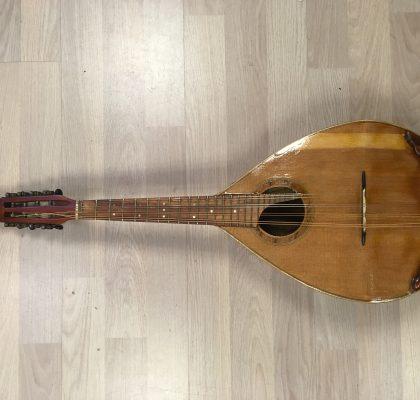 Mandolin, Juul Mortensen 1947