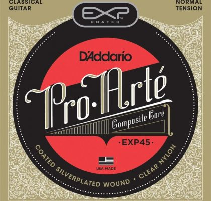 D'Addario EXP45, pro Arte, Classical Guitar Strings