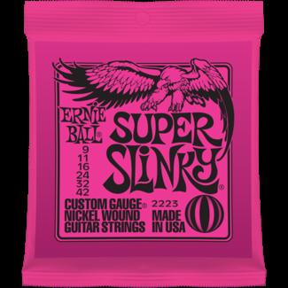Ernie Ball 2223 Super Slinky el-guitar-strenge, 009-042