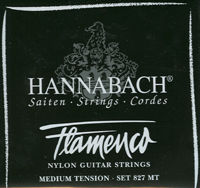 HANNABACH FLAMENCO SET 827 MT – Medium Tension