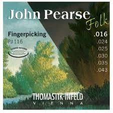 Thomastik John Pearse Folk Series strenge pj116